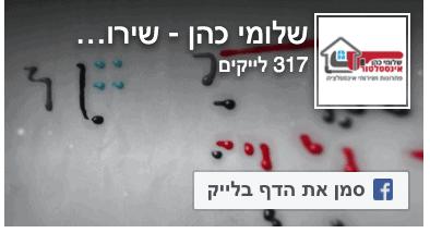 שלומי כהן פייסבוק
